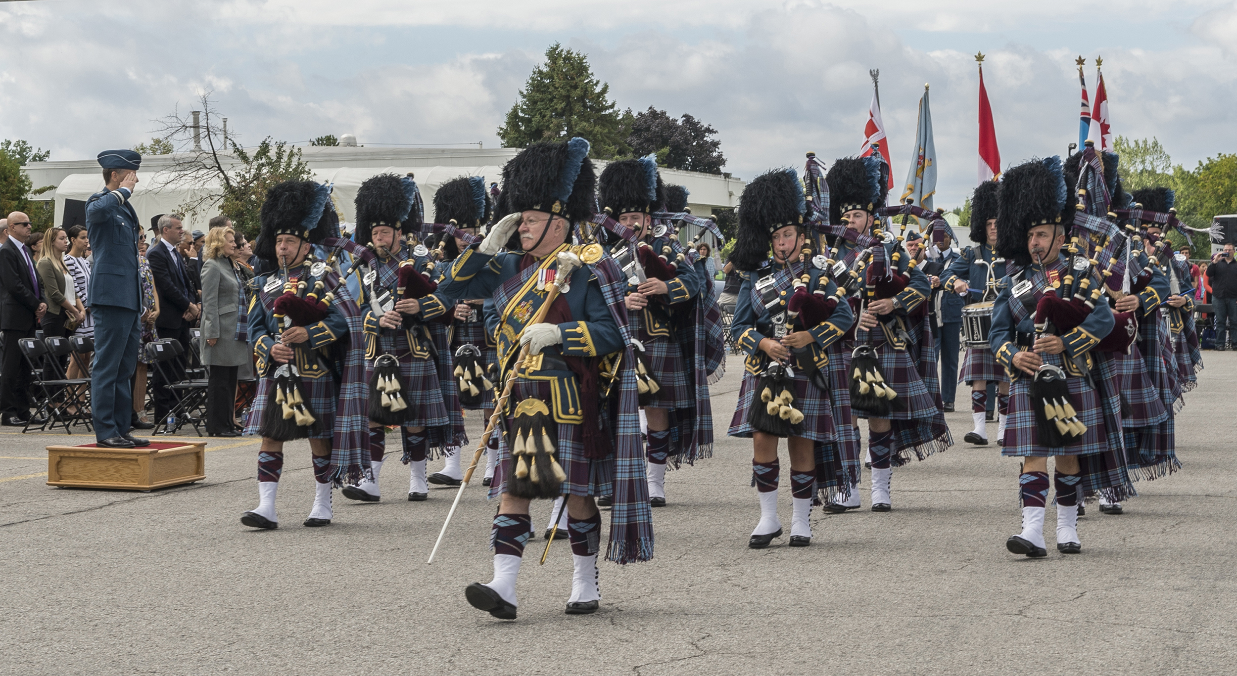 Winnipeg's 17th Wing Band becomes part of History this summer!