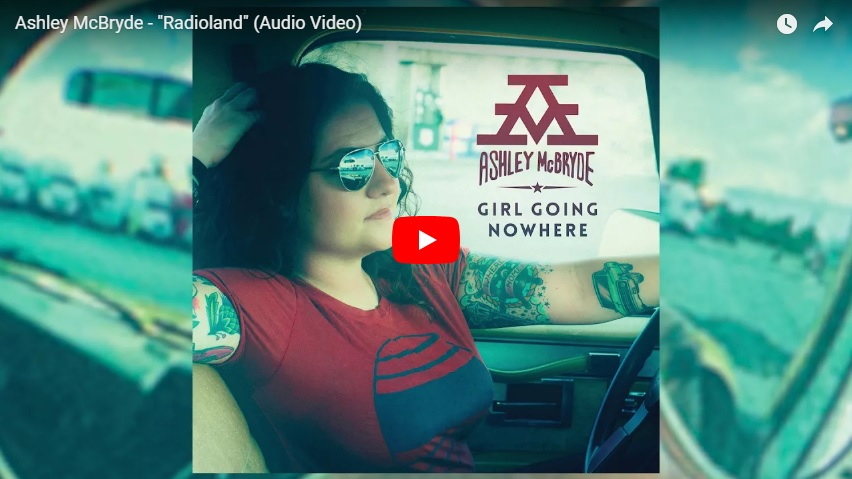 "New 2 u at 2:02 July 24, 2018:  Will you add Ashley McBryde's ""Radioland"" to your personal playlist?"