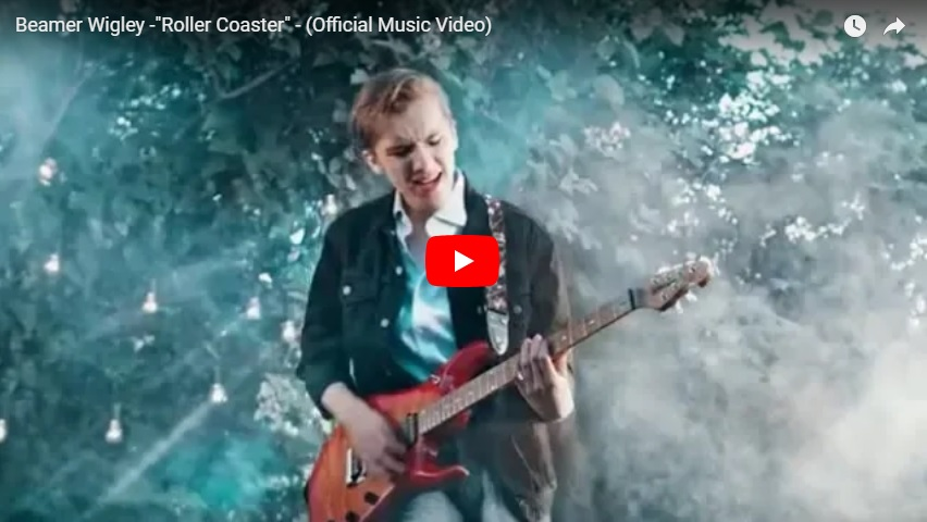 "New 2 U at 2:02 July 23, 2018:  Would you add Beamer Wigley, ""Roller Coaster"" to your playlist?..."