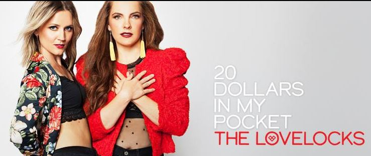 "New 2U at 2:02 July 11th, 2018: Would you add The Lovelocks' ""20 Dollars in My Pocket"" to your personal playlist"