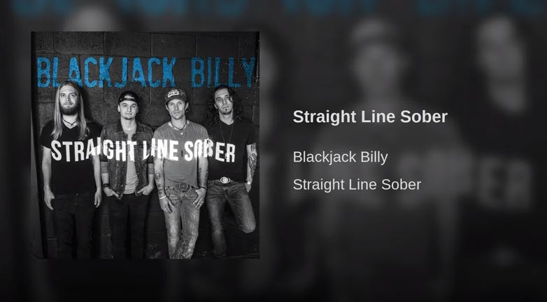 "New 2U at 2:02 July 4th, 2018: Would you add Blackjack Billy's ""Straight Line Sober"" to your personal playlist"