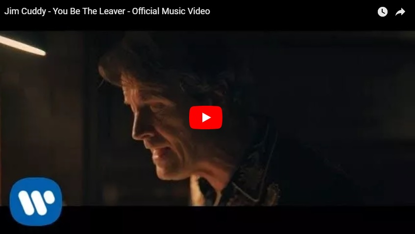 "New 2 U at 2:02 July 19, 2018: Would you add Jim Cuddy ""You be the Leaver"" to your playlist?..."