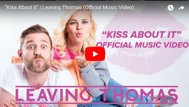 "New 2U at 2:02 Aug 23, 2018:  Would you add Leaving Thomas ""Kiss About It"" to your personal playlist?"