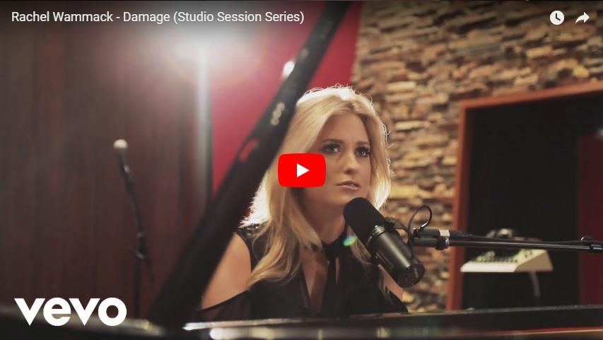 "New 2U at 2:02 Aug 15, 2018: Would you add Rachel Wammack, ""Damage"" to your personal playlist?..."