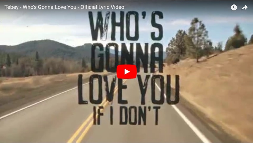 "New 2u at 2:02 Aug 9, 2018:  Will you add Tebey's ""Who's Gonna Love You?"" to your personal playlist?..."
