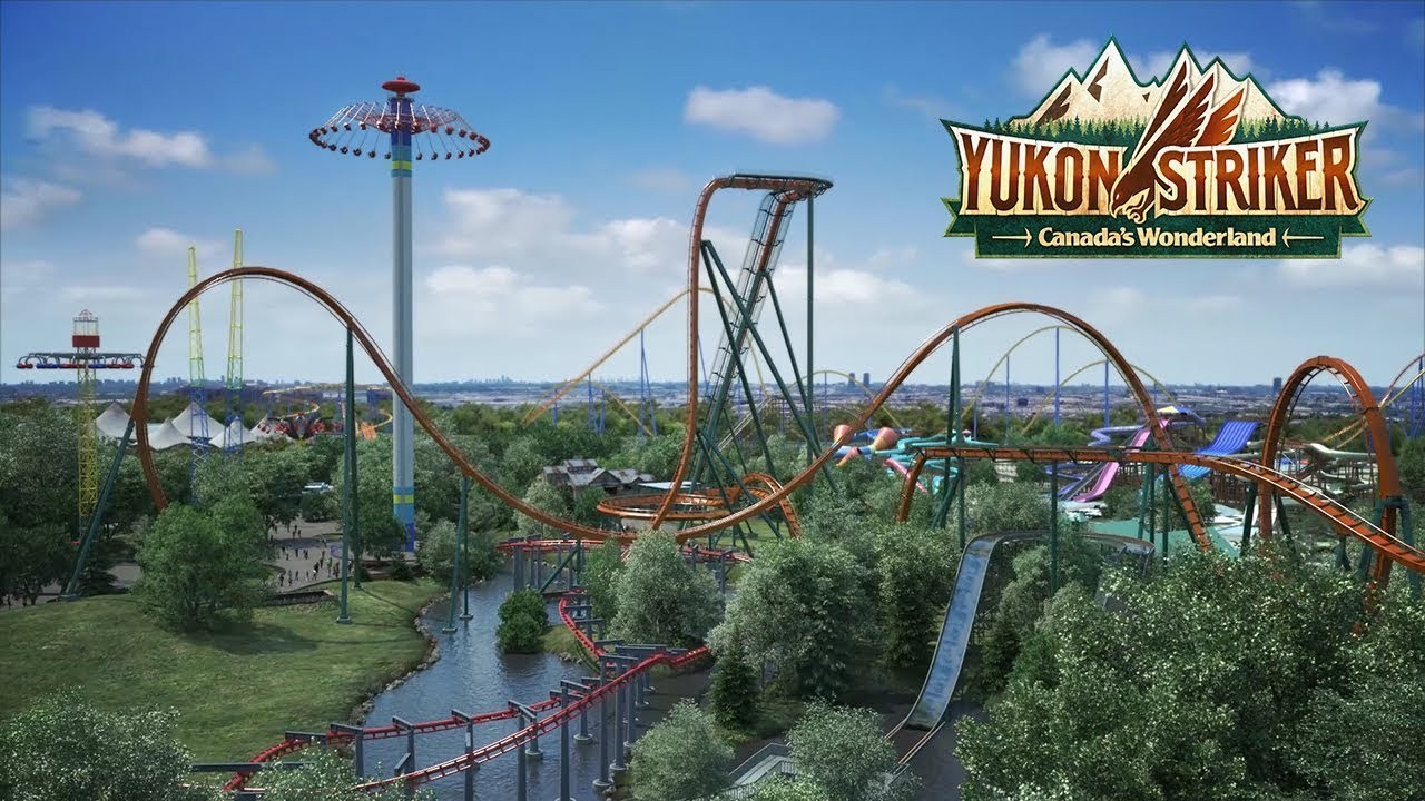 World's Fastest, Tallest, Longest Dive Coaster is Coming to Canada's Wonderland!