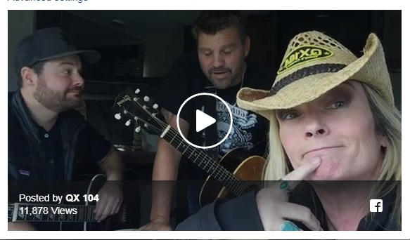 Doc Walker settles Jess Moskaluke  Banjo Bowl Bet! BossTunesLive special QX104 Slo-Pitch 4 a Wish edition... (WATCH!)
