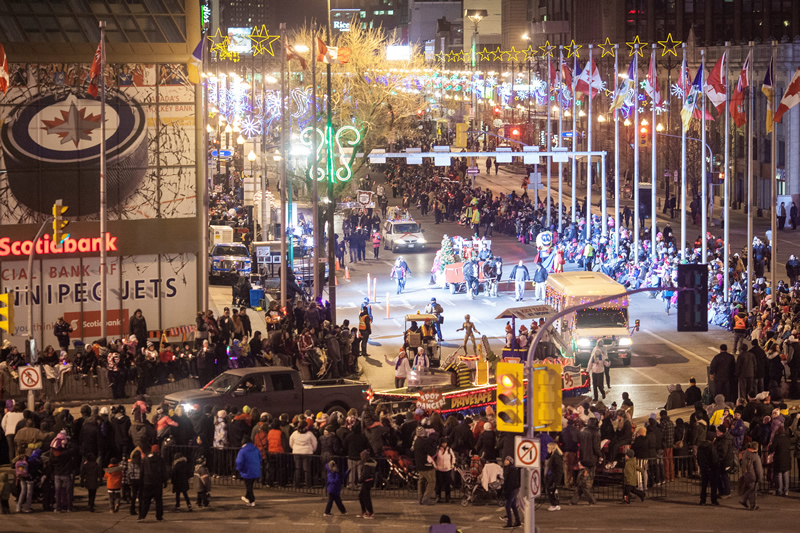 Winnipeg Santa Claus Parade set to cancel?!?!