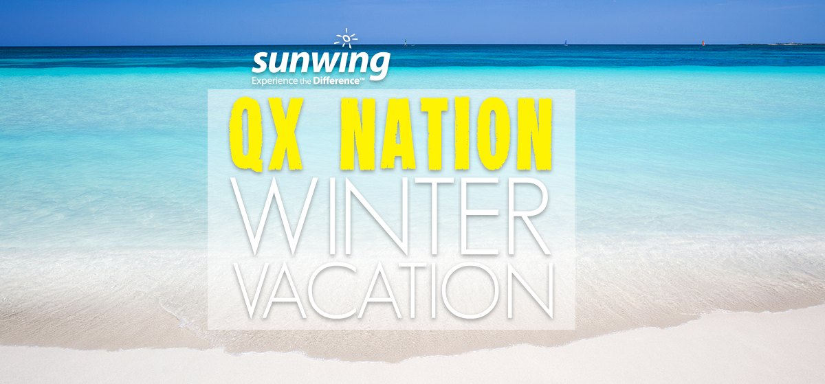 QX Nation Winter Vacation 2018