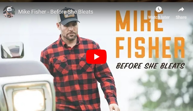 "Mike Fisher parodies Carrie Underwood in instant hunter's classic, ""Before She BLEATS"" (Watch!...)"