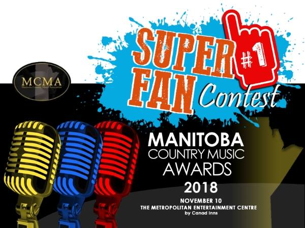 MCMA SUPERFAN CONTEST! You could win your way on stage at the MCMA Awards November 10th to help present the Fan's Choice Award!...