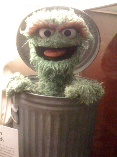 Do a Grouch a Favour Day!