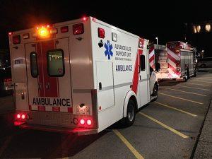 Paramedics Rally Around Petition