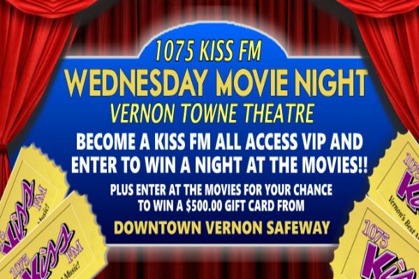 Movie Night February 2nd!