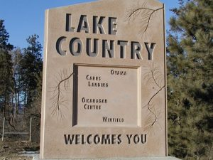 Lake Country Adding Another Sub-Division