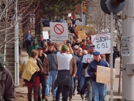 Rally For More Seniors Care Staff