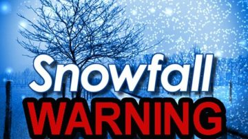 Another Snowfall Warning for the Coquihalla