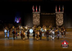 Lineup Shaping Up for Military Tattoo