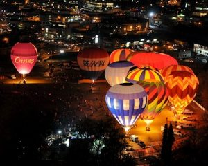 Hot Air Balloon Rally Starts Tomorrow!
