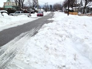 Snowfall Clean-Up Continues, Update on Totals