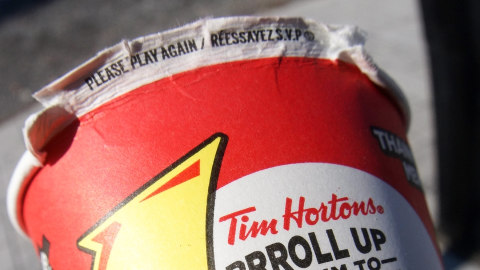 Roll Up The Rim...Does Size Matter?