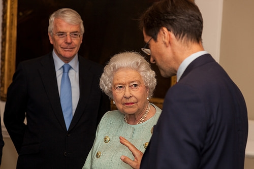 Secret Signals From The Queen