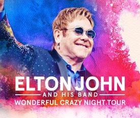 May I Help You Sir...Elton John?