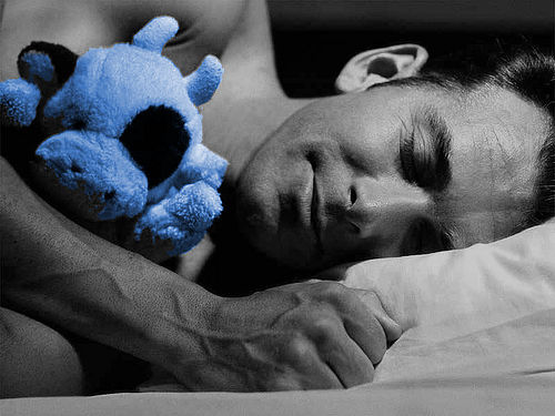 Want pleasant dreams?  Try this.