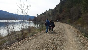 City Looks To Capitalize On Rail Trail