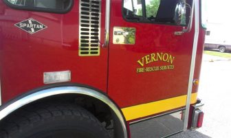 Vernon Fire Ban Extension