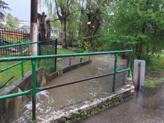 City of Vernon Issues Flood Info