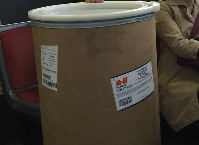 Man On Bus Wins Junk Food Wars
