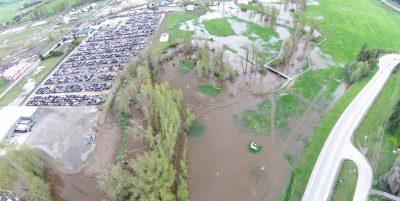 Lumby Flood Update