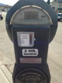 Parking Meter Vandalism Continues In Vernon