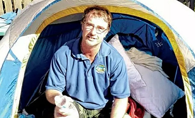 No Roadside Camping  For Lumby Mayor This Summer
