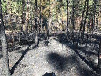 Alerts Lifted For Ok Centre Fire