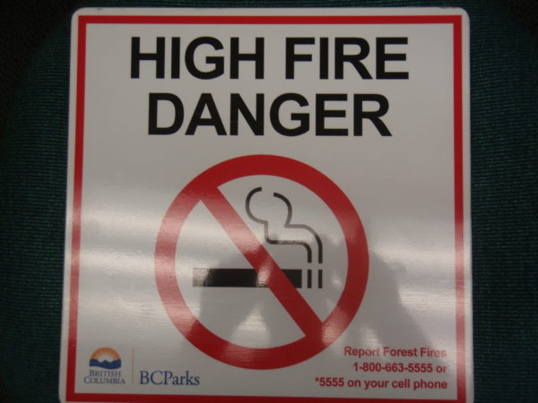 Smoking Continues In Park Despite Ban