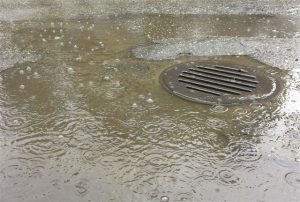 Rain Amounts Vary Widely in Valley