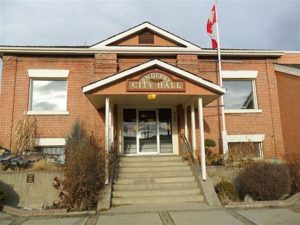 City of Enderby Election Results