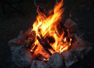 Campfire Ban Coming