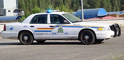 Stolen Vehicle Case Ends In Coldstream