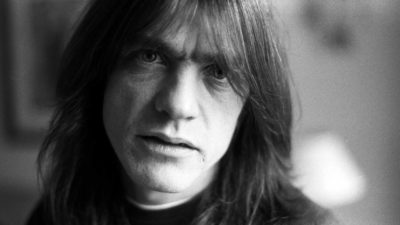 AC/DC Thunderstruck Losing Founding Member Malcolm Young