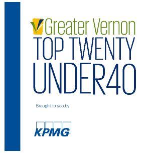 Final 10 Top 20 Under 40 Named