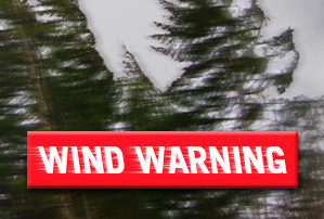 Coastal Areas Brace For Heavy Winds