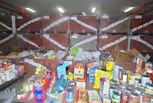 Update: Big Night For the Food Bank