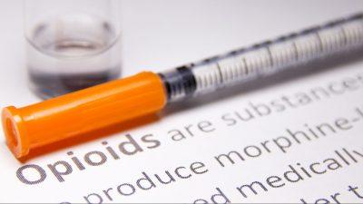 Drug Overdoses Increase