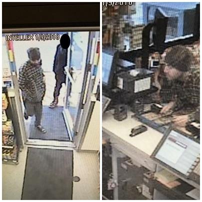 Brazen Daytime Robbery