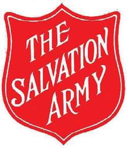 Salvation Army Helping Women