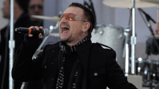 U2's Bono Stepping Up For Women!