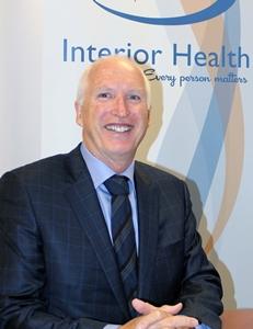 Interior Health Boss Stepping Down